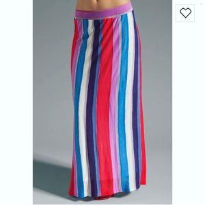 Splendid - Stripe Maxi Skirt